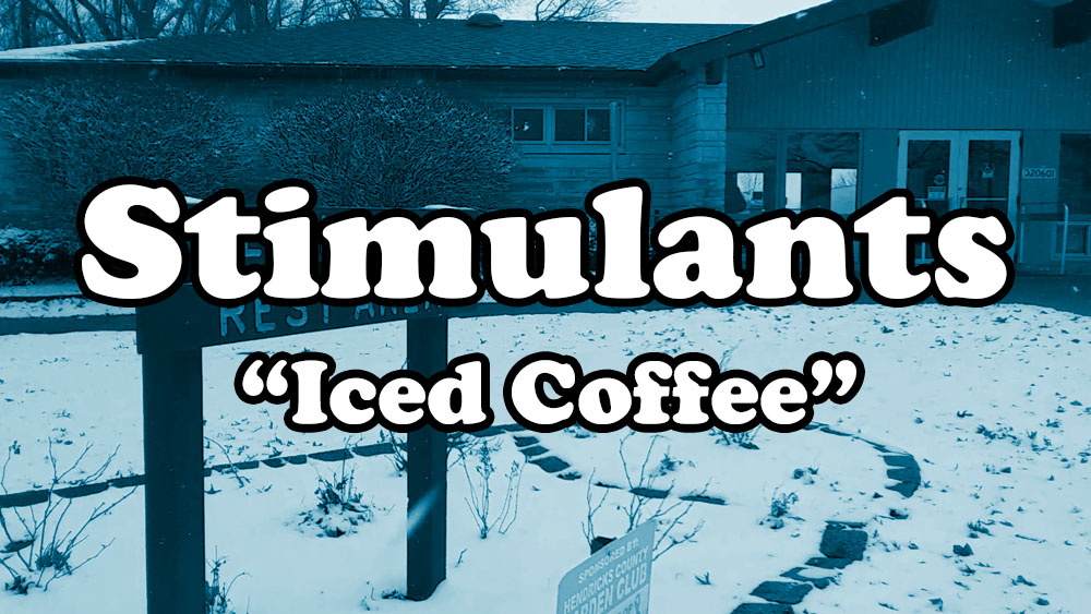 "Series: Stimulants. Episode 6: ""Iced Coffee"""